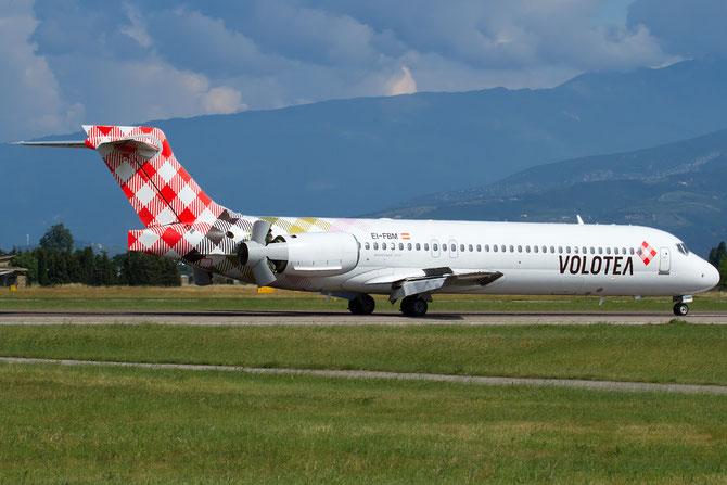 EI-FBM B717-2BL 55192/5152 Volotea Air @ Aeroporto di Verona © Piti Spotter Club Verona
