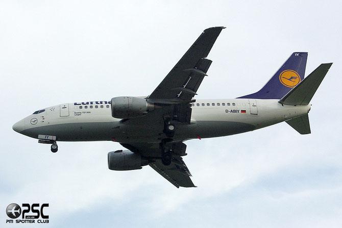 Boeing 737 - MSN 25243 - D-ABIY @ Aeroporto di Verona © Piti Spotter Club Verona