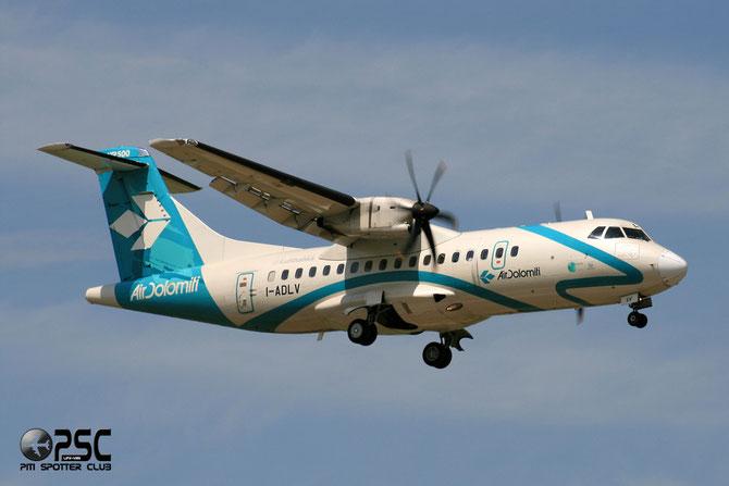 ATR 42/72 - MSN 610 - I-ADLV @ Aeroporto di Verona © Piti Spotter Club Verona
