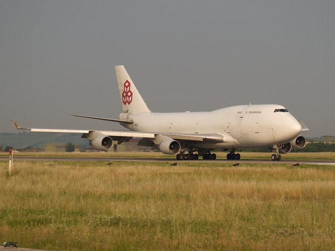 Boeing 747 - MSN 24619 - LX-DCV @ Aeroporto di Verona © Piti Spotter Club Verona