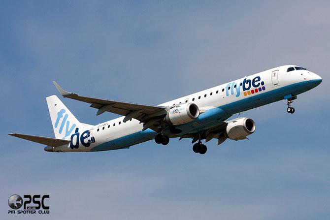 Embraer 190/195 - MSN 184 - G-FBEL  @ Aeroporto di Verona © Piti Spotter Club Verona