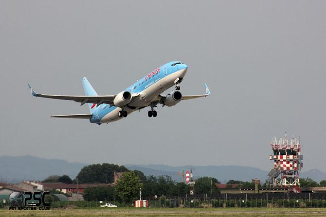 Boeing 737 Next Gen - MSN 32733 - I-NEOS @ Aeroporto di Verona © Piti Spotter Club Verona