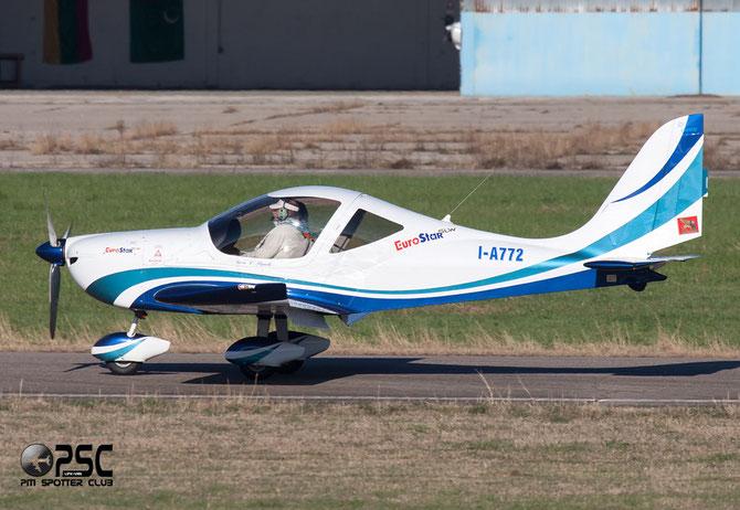 (I-A772) | Evektor-Aerotechnik EV-97 Eurostar SL