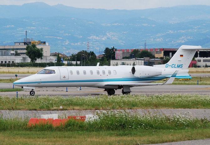 D-CLMS Learjet 45XR 45-395 Aero-Dienst