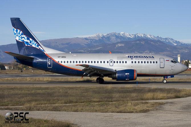 Boeing 737 - MSN 24826 - VP-BRG @ Aeroporto di Verona © Piti Spotter Club Verona
