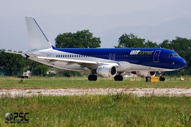 EC-KIK A320-211 662 Air Comet