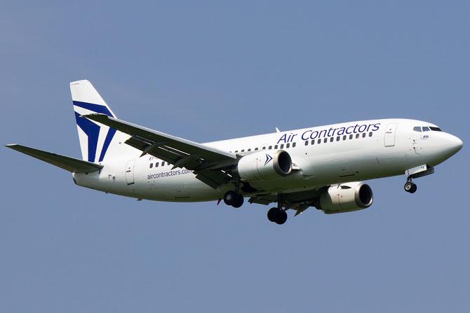 EI-STA B737-31S 29057/2942 Air Contractors @ Aeroporto di Verona © Piti Spotter Club Verona
