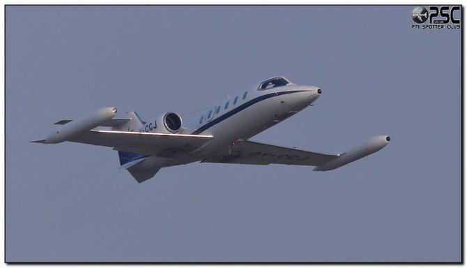 OY-CCJ Learjet 35A 35A-468  @ Aeroporto di Verona © Piti Spotter Club Verona