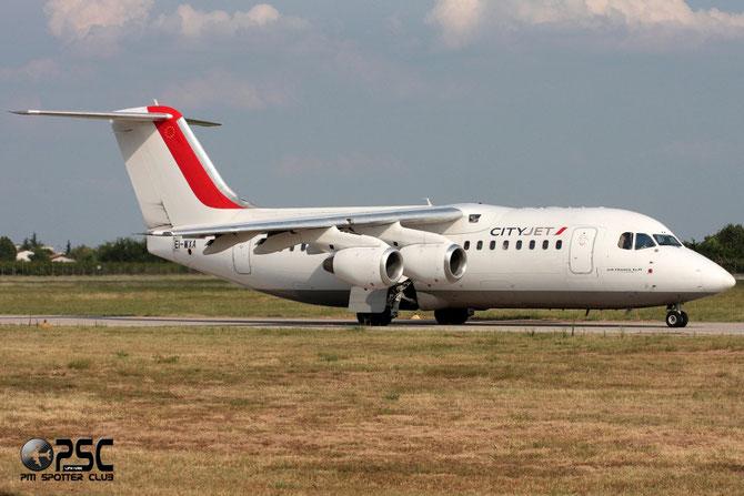 EI-WXA BAe146-RJ85 E2310 CityJet