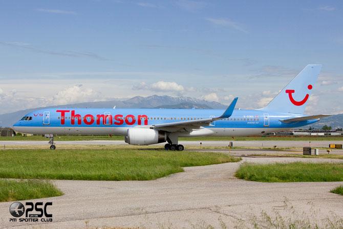 Boeing 757 - MSN 29942/867 - G-OOBG @ Aeroporto di Verona © Piti Spotter Club Verona