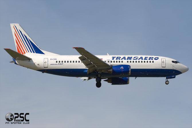 Boeing 737 - MSN 23772 - EI-CXN  @ Aeroporto di Verona © Piti Spotter Club Verona