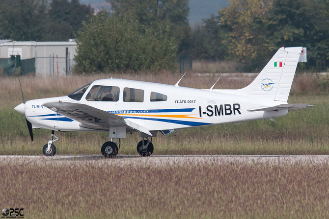 I-SMBR -  Piper PA-28 Warrior