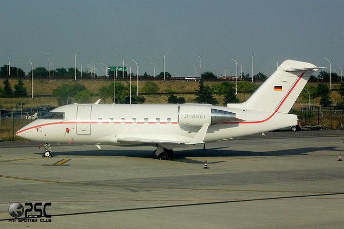 D-AHEI CL-604 5463 R & R Aviation Consulting GmbH