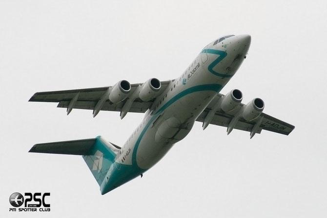 BAe 146 / Avro RJ - MSN 3129 - I-ADJH @ Aeroporto di Verona © Piti Spotter Club Verona