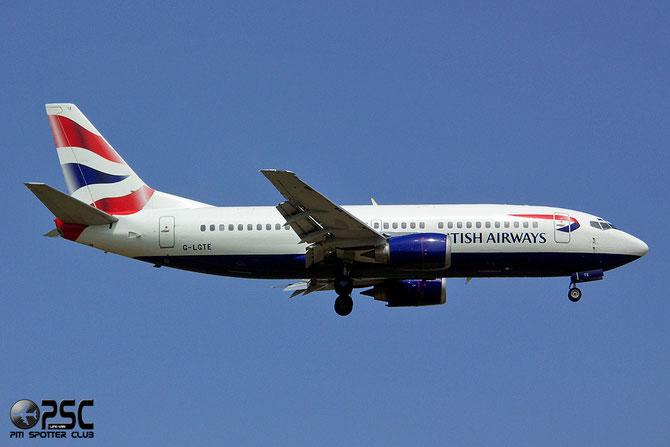 Boeing 737 - MSN 24908 - G-LGTE @ Aeroporto di Verona © Piti Spotter Club Verona