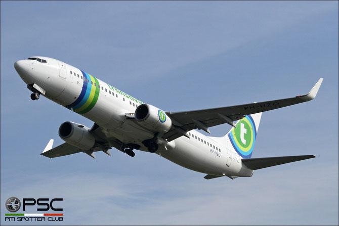 PH-HZO B737-8K2 34169/2243 Transavia Airlines @ Aeroporto di Verona © Piti Spotter Club Verona