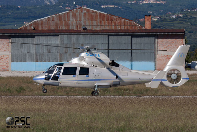 I-LUXA) | Aerospatiale AS365 Dauphin II