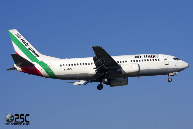 Boeing 737 - MSN 29056 - EI-DOH  @ Aeroporto di Verona © Piti Spotter Club Verona