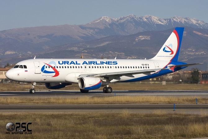 Airbus A320 - MSN 2327 - VQ-BFW  @ Aeroporto di Verona © Piti Spotter Club Verona