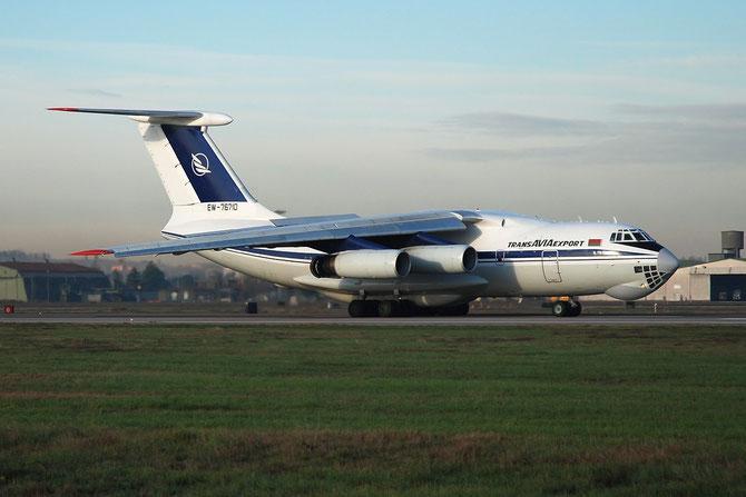 0063473182 Il-76TD EW-76710 Trans Avia Export