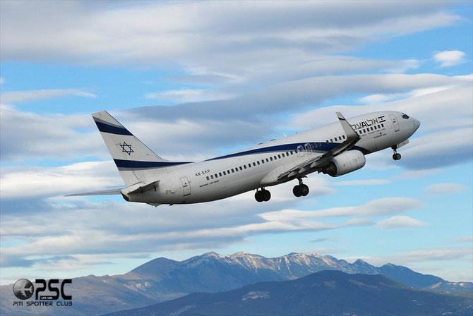 4X-EKP B737-8Q8 30639/935 El Al Israel Airlines