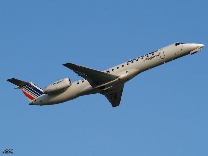 Embraer 135/145 - MSN 890 - F-GUBG  @ Aeroporto di Verona © Piti Spotter Club Verona