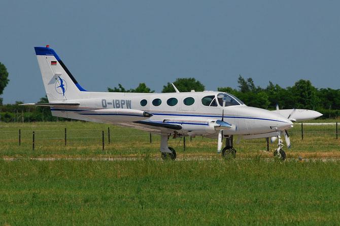 D-IBPW Cessna 340A C340 340A0924 L2P  3E1B88 Champagner Air