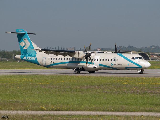 ATR 72 - MSN 707 - I-ADLW  @ Aeroporto di Verona © Piti Spotter Club Verona