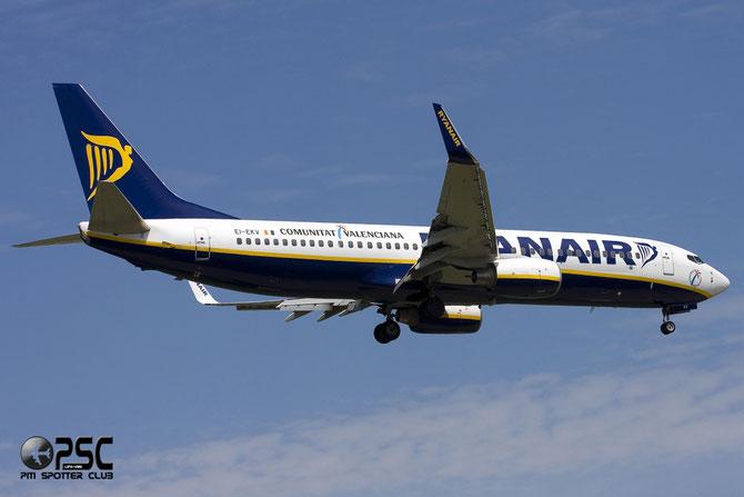Boeing 737 Next Gen - MSN 38507 - EI-EKV  @ Aeroporto di Verona © Piti Spotter Club Verona