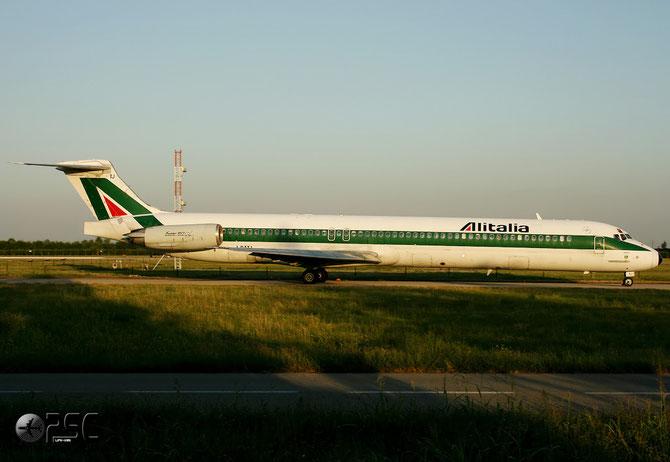 McDonnell Douglas MD-80/90 - MSN 53227 - I-DATJ @ Aeroporto di Verona © Piti Spotter Club Verona
