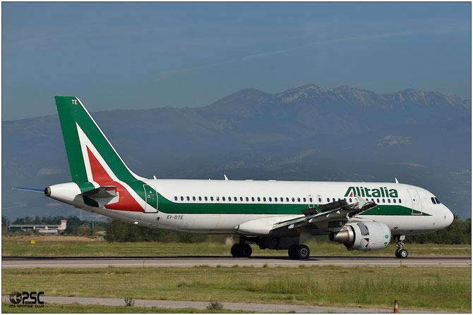 Airbus A320 - MSN 3885 - EI-DTE  @ Aeroporto di Verona © Piti Spotter Club Verona