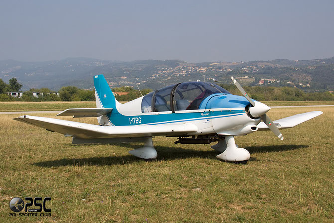 I-ITBG Robin DR-400/180R Remorqueur DR40 2020