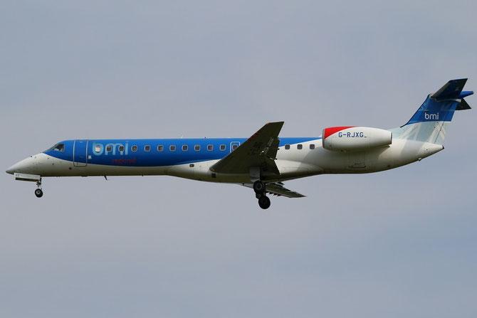 Embraer 135/145 - MSN 390 - G-RJXG @ Aeroporto di Verona © Piti Spotter Club Verona
