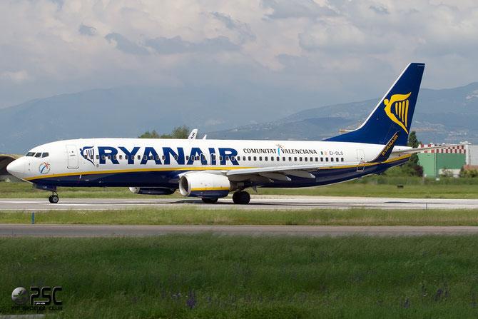 Boeing 737 Next Gen - MSN 33621 - EI-DLS @ Aeroporto di Verona © Piti Spotter Club Verona