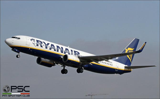 EI-EPB B737-8AS 34986/3570 Ryanair @ Aeroporto di Verona © Piti Spotter Club Verona