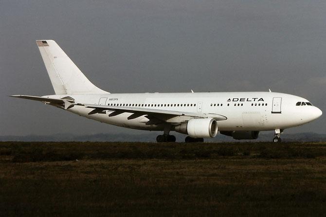 N813PA A310-324ET 449 Delta Air Lines