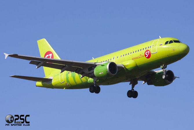 Airbus A319 - MSN 2641 - VP-BHQ @ Aeroporto di Verona © Piti Spotter Club Verona
