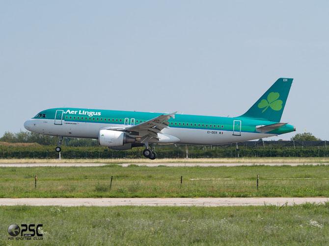Airbus A320 - MSN 2583 - EI-DER @ Aeroporto di Verona © Piti Spotter Club Verona