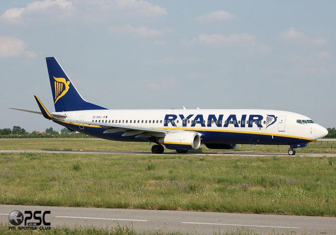 Boeing 737 Next Gen - MSN 33819 - EI-DHJ @ Aeroporto di Verona © Piti Spotter Club Verona