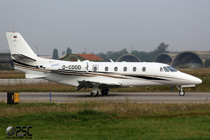 D-CDDD Ce560XLS+ 560-6166 DC Aviation