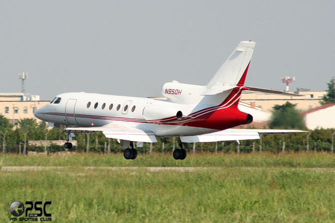 N950H Falcon 50EX 307 Island Aviation