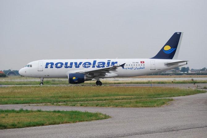 TS-INQ A320-214 2158 Nouvelair Tunisie