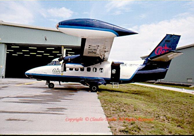 OK-WDC - Aero Vodochody Let L-410UVP-E8D Turbolet