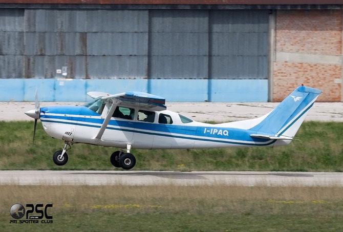 I-IPAQ Cessna TU206G T206 U20604390