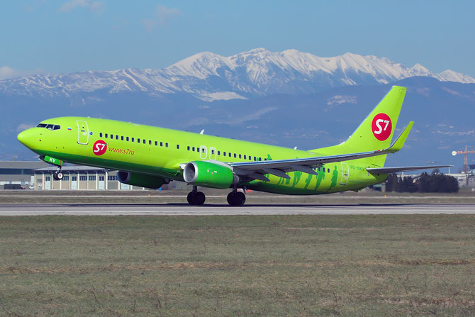 Boeing 737 Next Gen - MSN 37084 - VQ-BKV  @ Aeroporto di Verona © Piti Spotter Club Verona