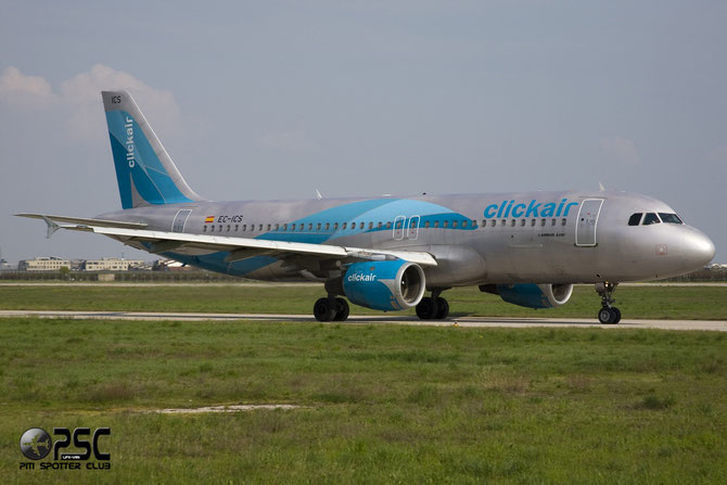 Airbus A320 - MSN 241 - EC-ICS  @ Aeroporto di Verona © Piti Spotter Club Verona