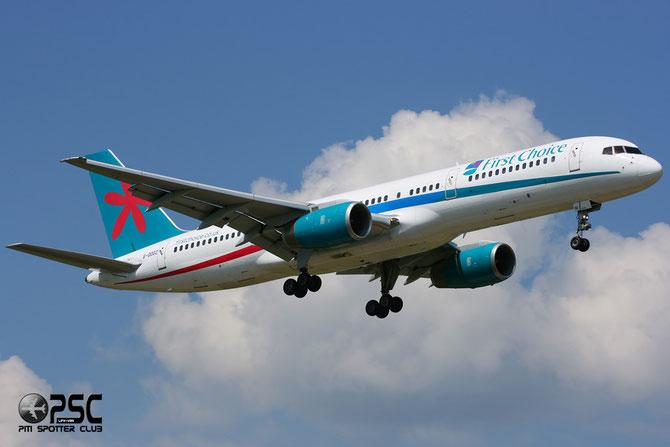 Boeing 757 - MSN 25593 - G-OOOZ @ Aeroporto di Verona © Piti Spotter Club Verona