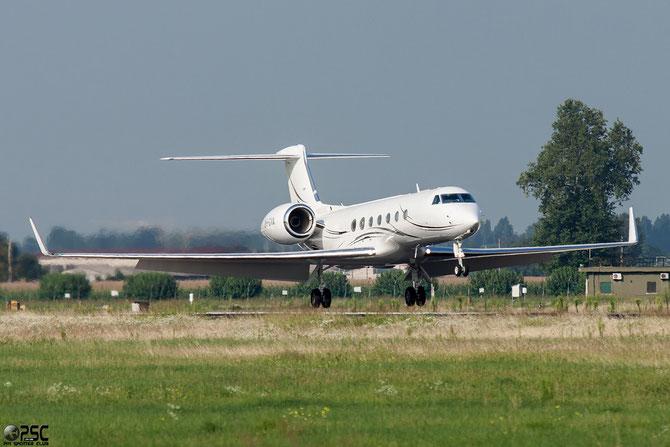 OH-GVA G550 5408 Gulfstream Aerospace Corp.