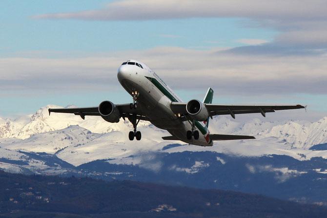 Airbus A320 - MSN 3080 - EI-DSF @ Aeroporto di Verona © Piti Spotter Club Verona