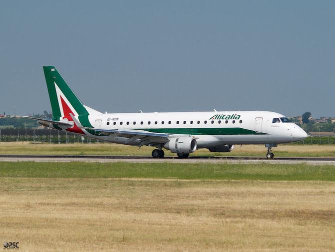 Embraer 170/175 - MSN 347 - EI-RDN @ Aeroporto di Verona © Piti Spotter Club Verona